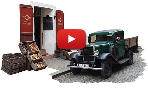 Historická vozidla